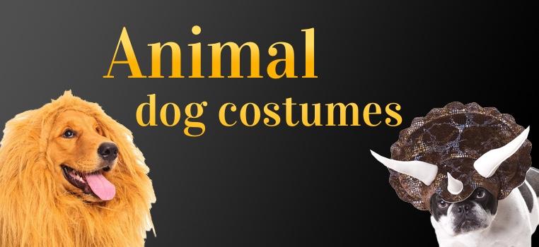 Animal Dog Costumes