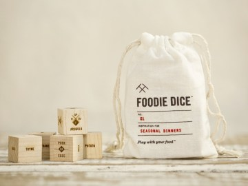 Foodie Dice: Shake up your dull dinner routine (literally!)