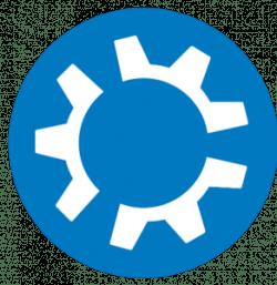 Logotipo do Kubuntu
