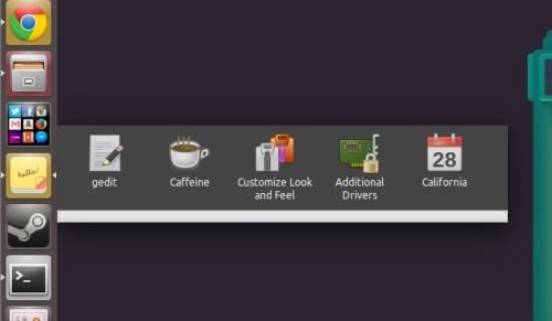 unity folder horizontal