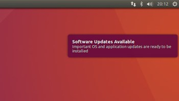 ubuntu update notification