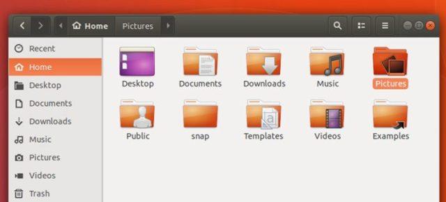 Ubuntu 18.04 Berikan Tampilan Baru Nautilus