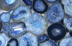Blue Agate - 8531