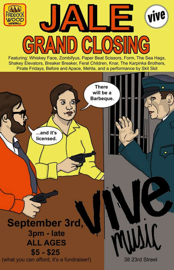 Jale Grand Closing