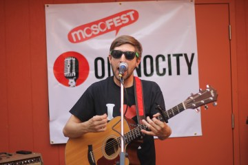 MoSoFest Secret Show - Mitch from Volcanoless in Canada