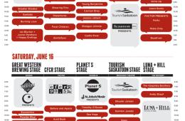 MoSoFest Schedule