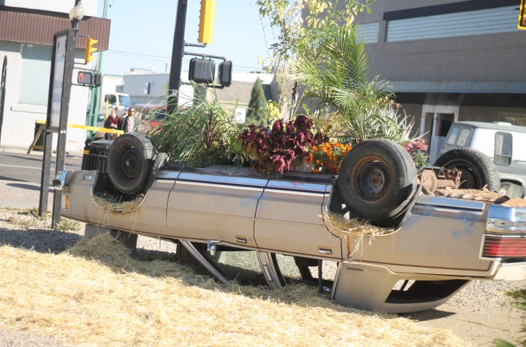Park(ing) Day Car