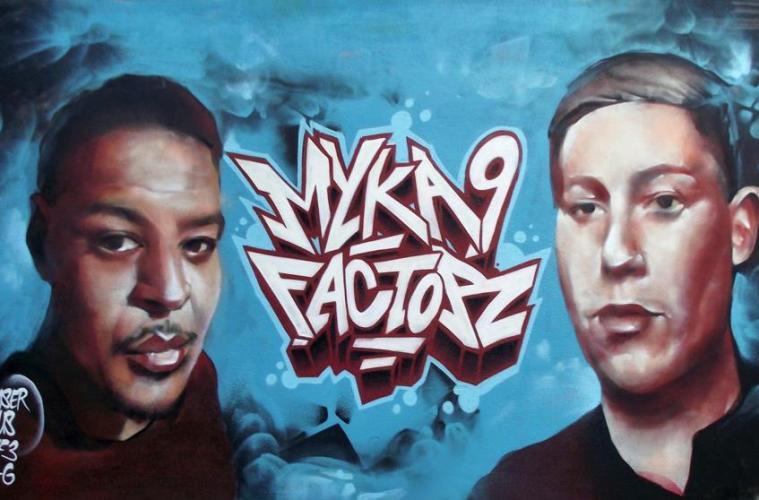 Myka 9 & Factor
