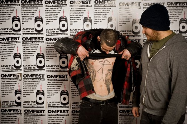 omfest tattoo