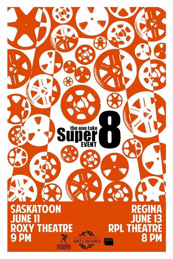 The One Take Super 8 Event