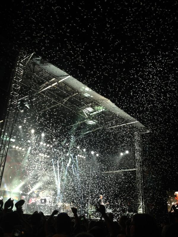 Blink 182 at Sonic Boom Festival