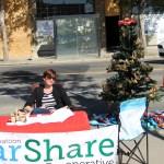 Saskatoon CarShare at Saskatoon Park(ing) Day