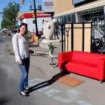 OneStory at Saskatoon Park(ing) Day