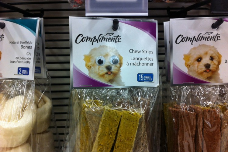 googly chew
