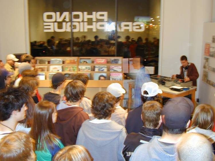 phonographique store 1