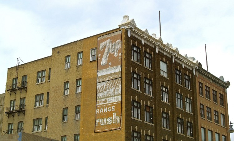 7-up ghost sign