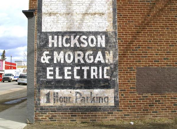 hickson and morgan