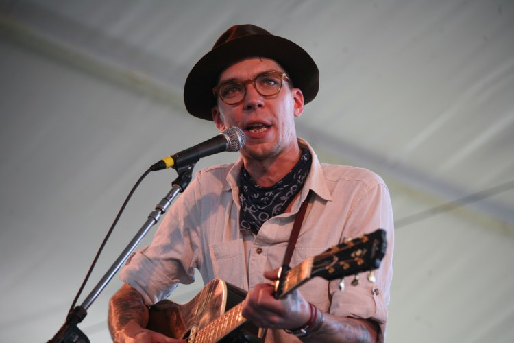 "- Justin Townes Earle photo from Flickr user ""WFUV"" – Creative Commons."