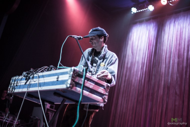 Atlas Sound at the Broadway Theatre