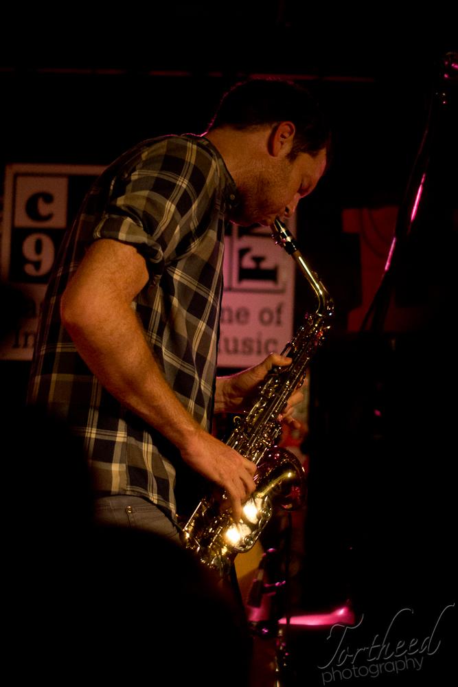 Chad VanGaalen at Amigos, June 7, 2014 - Photo by Courtney Schaefer