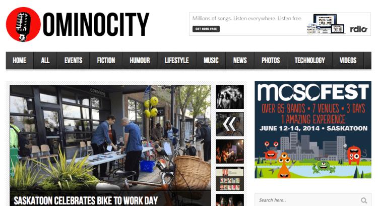 The way we were: Ominocity 2.0