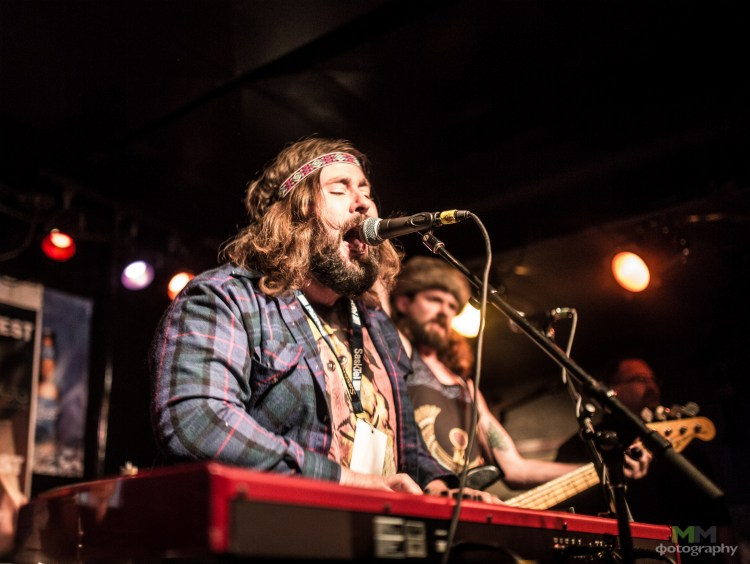 Bend Sinister at Buds on Broadway