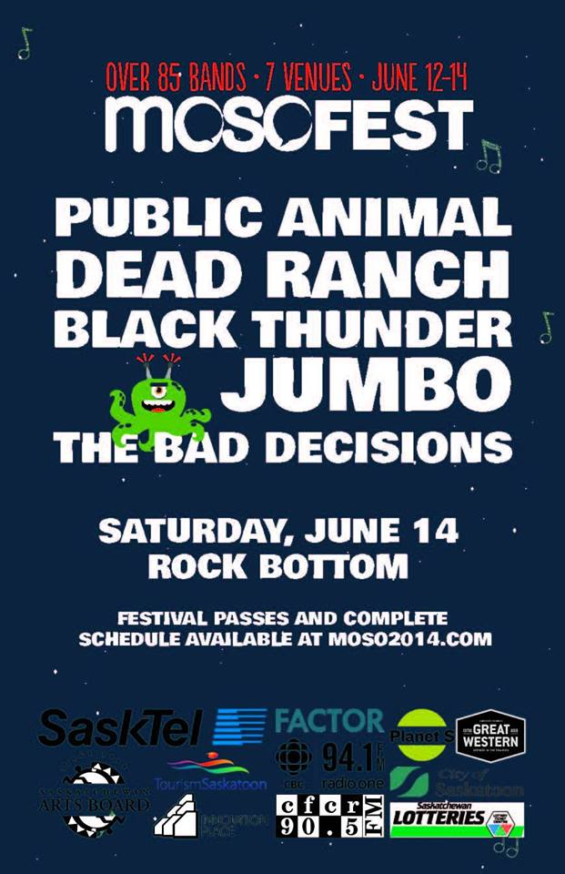 public animal moso poster