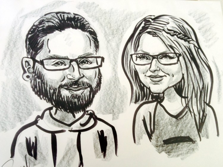 Drawing by Randy's Caricatures