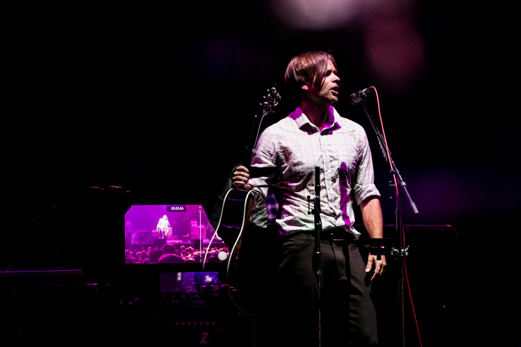 Death Cab for Cutie at Sonic Boom Festival