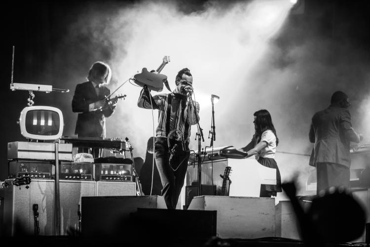 Jack White at Sonic Boom Festival 2014
