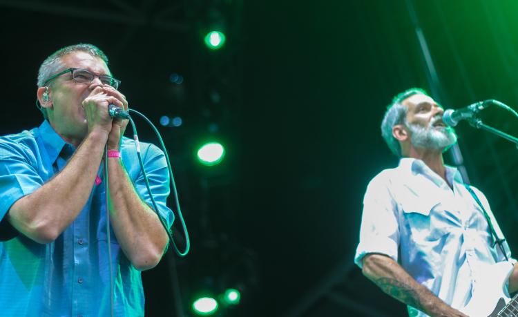 Descendents at Sonic Boom Festival 2014