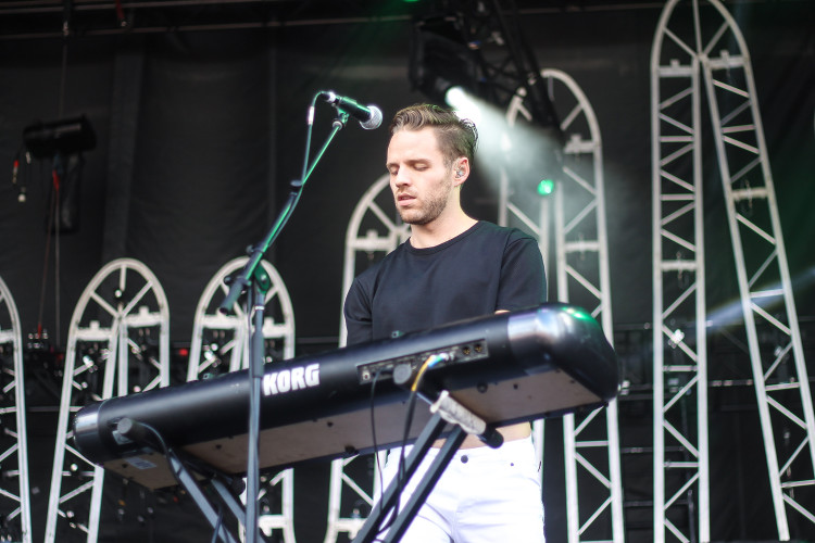 Ms Mr at Sonic Boom Festival 2014