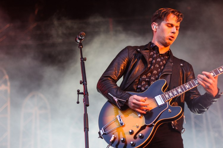 Foster The People at Sonic Boom Festival 2014