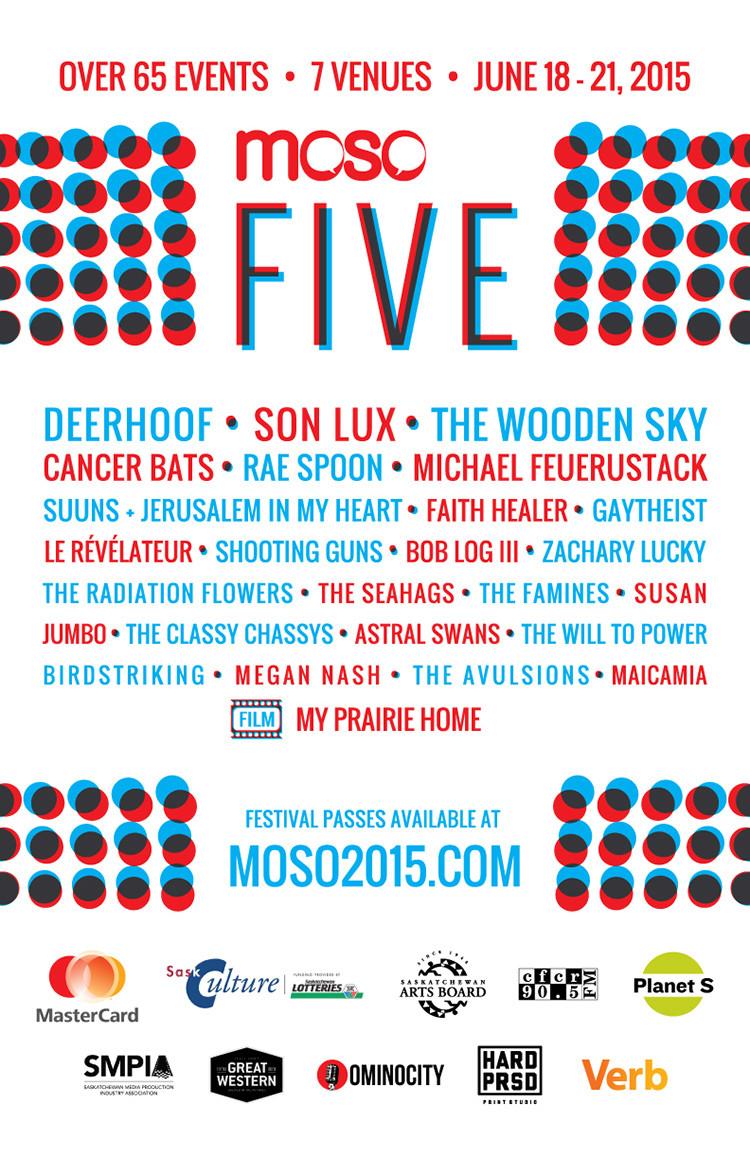 MoSoFest Poster