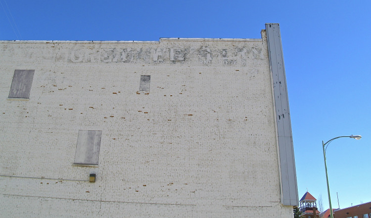 prince albert ghost sign 6