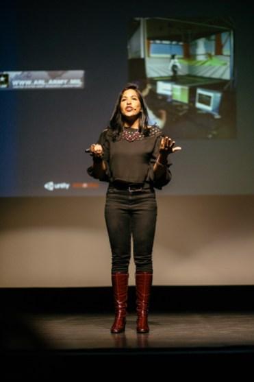 Dioselin Gonzalez (Unity Labs)