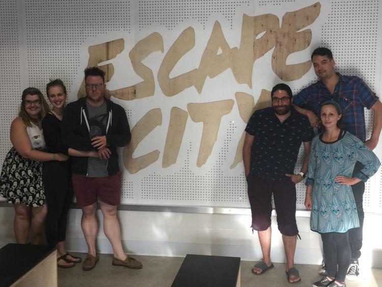 Escape City
