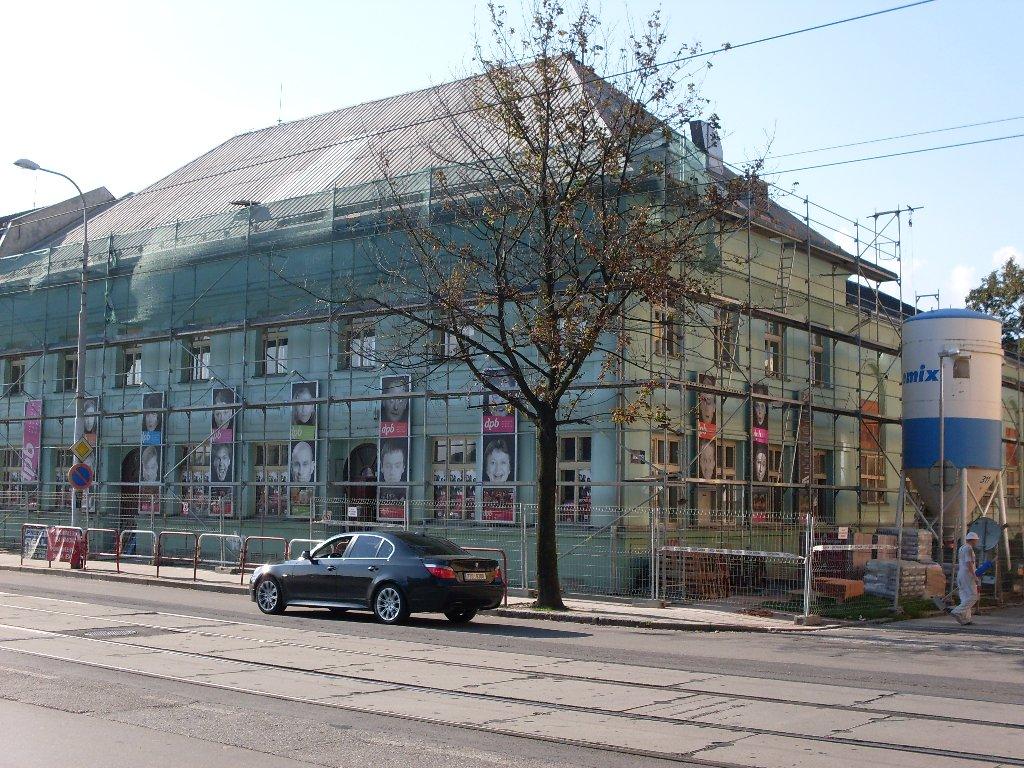 divadlo bezruc 2011 - 2