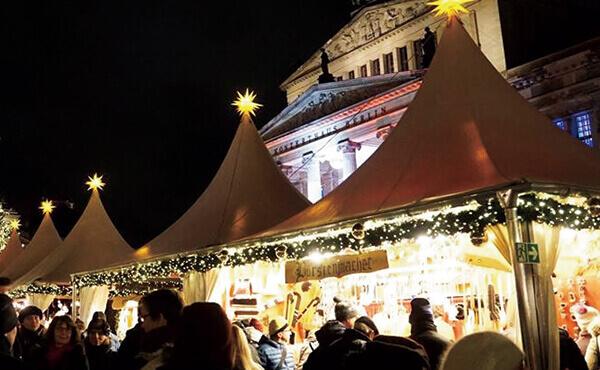 たまアリ△タウン クリスマスマーケット2019