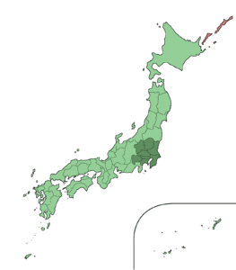 """<a href=""http://commons.wikimedia.org/wiki/File:Greater_Tokyo_Area.png#/media/File:Greater_Tokyo_Area.png"">Greater Tokyo Area</a>"" by <a href=""//commons.wikimedia.org/w/index.php?title=User:Qrsk075&action=edit&redlink=1"" class=""new"" title=""User:Qrsk075 (存在しないページ)"">Qrsk075</a> - <span class=""int-own-work"" lang=""ja"">投稿者自身による作品</span>. Licensed under <a href=""http://creativecommons.org/licenses/by-sa/3.0"" title=""Creative Commons Attribution-Share Alike 3.0"">CC 表示-継承 3.0</a> via <a href=""//commons.wikimedia.org/wiki/"">ウィキメディア・コモンズ</a>."