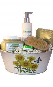 Gardening Gift Basket View 2