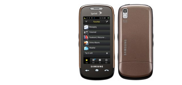 Samsung Instinct S30 Review | OmniPhone