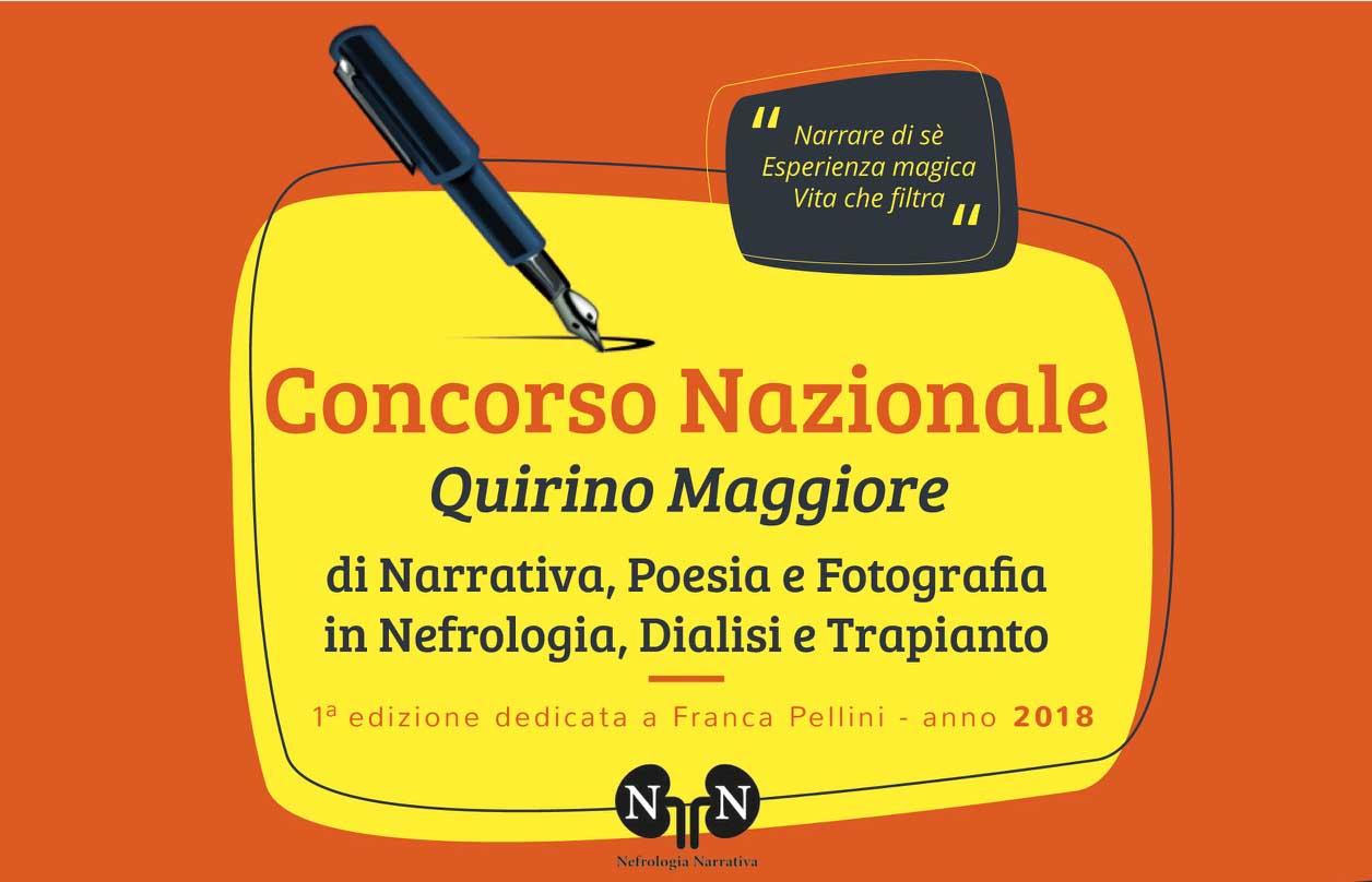 concorso nefrologia narrativa