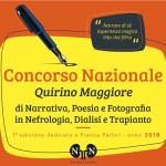 """Nefrologia narrativa, I edizione del concorso """"Quirino Maggiore"""""""