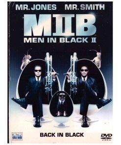 DVD Men in Black II back in black
