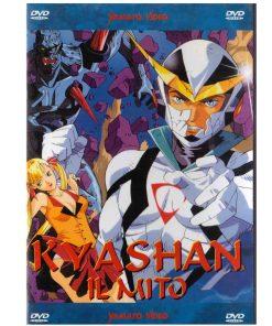 DVD Kyashan Il Mito Yamato Video