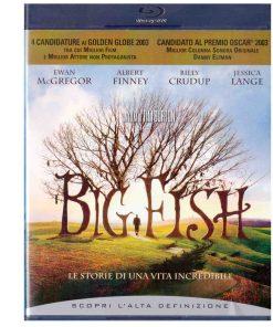 Big Fish Le storie di una vita incredibile regia di Tim Burton