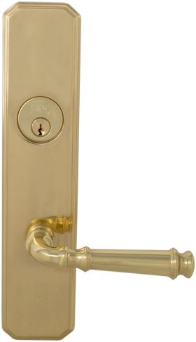 Item No.11904 (US3 Polished Brass, Lacquered)