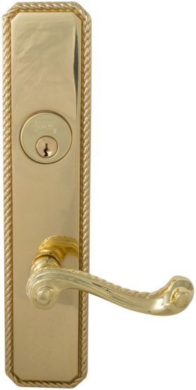 Item No.24570 (US3 Polished Brass, Lacquered)