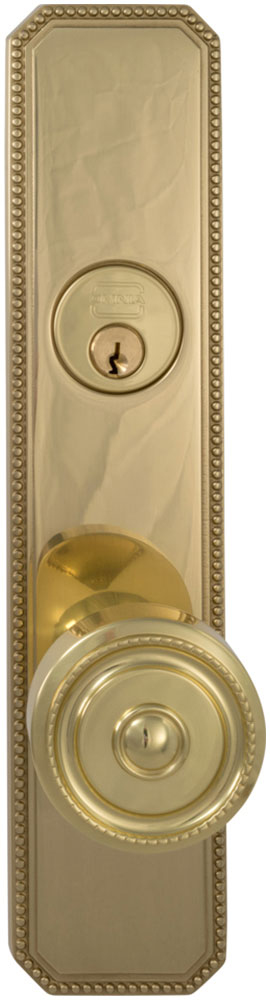 Item No.25430 (US3 Polished Brass, Lacquered)